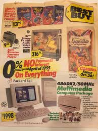 94 Best Electronics Television Video Images On Pinterest - this best buy flyer from 1994 shows how fast technology has changed