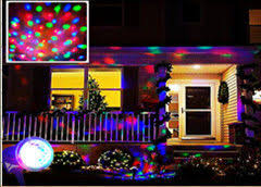 magic laser christmas lights light projector led crystal magic light for outdoor