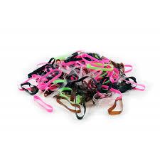 hair bands lyxo hair band elastics blax bestseller silicone rubber clear