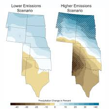 The Great Plains Map Global Calculator Can Help In Strategic Planning For Climate Change