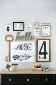 god bless our home wall decor best 25 rustic gallery wall ideas on pinterest rustic wall