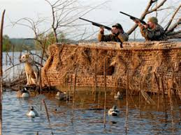 Floating Duck Blind For Sale 4 Great Decoy Spreads For Ducks