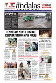 epaper andalas edisi jumat 12 mei 2017 by media andalas issuu