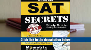 audiobook sat prep book sat secrets study guide complete review
