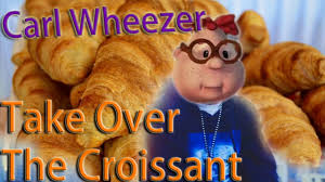 Croissant Meme - carl wheezer that s croissant music video youtube