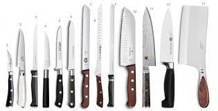choisir couteaux de cuisine comment choisir le bon couteau de cuisine