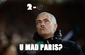 Chelsea Meme - 11 memes about chelsea jose mourinho beating psg in the