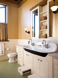 Kohler Trough Sink Bathroom Enjoyable Trough Sink Bathroom Double Best Small Bathroom Sinks