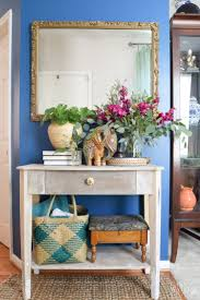 better homes and gardens fall decorating global boho style entryway fall decor interior pinterest