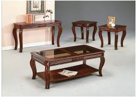 livingroom table sets living room modern complete coffee companion with and end table