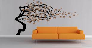 fall tree wall stickers dezign with a z