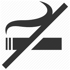 no smoking sign transparent background alert attention caution no smoke non smoking room warning icon