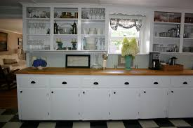 labor cost to paint kitchen cabinets cottage kitchen cabinets after removed the doors