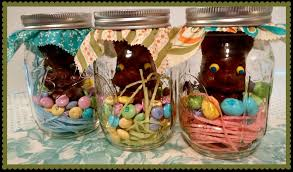 Mason Jar Decorations For Easter by Easter Mason Jar Craft Easy And Adorable Nest Full Of New
