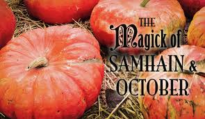 Halloween Name Origin The Magick Of Samhain U0026 October The White Witch Parlour