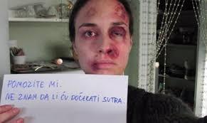 Domestic Violence Meme - photo a day meme used domestic violence psa ny daily news