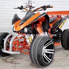 4 stroke water cooled manual clutch 259cc racing atv quad bike