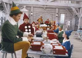 buddy makes an u0027etcha sketch u0027 with the santa u0027s elves in