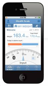 digital scale app for android the ihealth digital scale app free at the app store works with