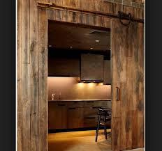 Sliding Wooden Doors Interior Interior Sliding Wood Barn Door Design Interior Home Decor