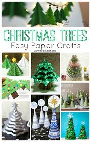easy tree crafts for ted s