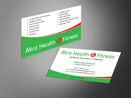 Fitness Business Card Template Black Personal Fitness Trainer Business Cards Personal Fitness