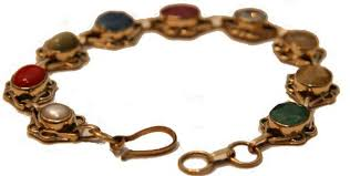 stones bracelet images Navratna bracelet astro stones jpg