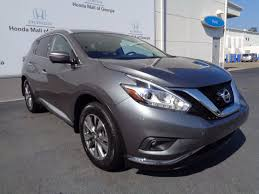 nissan murano alternator replacement cost 2015 used nissan murano 2wd 4dr sl at honda mall of georgia