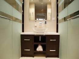bathroom ideas frameless lowes bathroom mirrors above vessel sink
