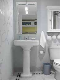 small half bathroom ideas gray sublime white wall mount freestanding sink and toilet decors