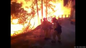 California Wildfires Valley Fire by Terrifying California Fires Anderson Springs Cobb U0026 Lake
