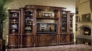 Michael Amini Bedroom by Bookcase Media Center Michael Amini Villagio Collection All