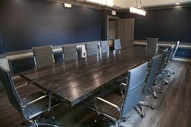 dark wood conference table turkish steel conference tables emmorworks
