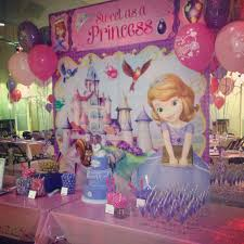 sofia the first table sofia the first candy table sophia s 2nd birthday pinterest
