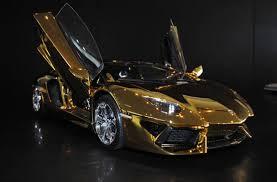 gold lamborghini aventador in pictures gold lamborghini aventador on in uae gulfnews com