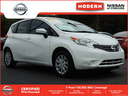 red nissan versa 2015 used car specials u0026 deals modern nissan of concord