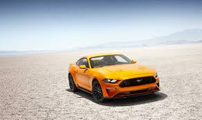 mustang v8 0 60 bangshift com 2018 ford mustang the pony has been enhanced even