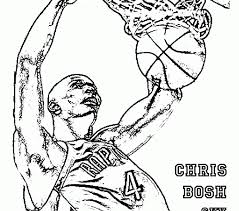 nba players coloring pages printable basketball coloring pages kids coloring europe