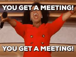 Work Meeting Meme - bad meetings how to avoid and manage them robin at work