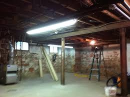 joyous basement ceiling paint basements ideas