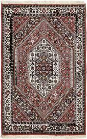 Bidjar Persian Rug Red 2 U0027 5 X 3 U0027 8 Bidjar Persian Rug Persian Rugs Esalerugs