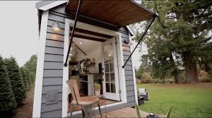 tiny heirloom luxury tiny house builders youtube