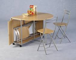 Small Foldable Table Foldable Furniture For Small Spaces Space by Foldable Kitchen Furniture