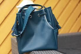patron sac cuir gratuit pluie d u0027épingles un sac solveig tout en simplicite