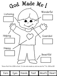 god made me coloring pages contegri com