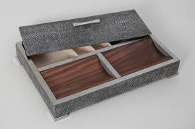 interior design gifts chic shagreen valet tray shagreen valet tray for home interior