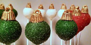 ornament cake pops rainforest islands ferry