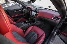maserati car interior 2017 2017 maserati ghibli on sale in australia from 138 990