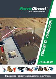 concrete handbook complete 2017 by form direct issuu