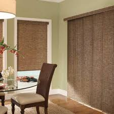 panel track shades accent verticals window coverings serving